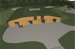 Planning Granted for Goring Gap Boat Club